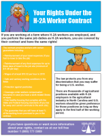 H2A Workers English